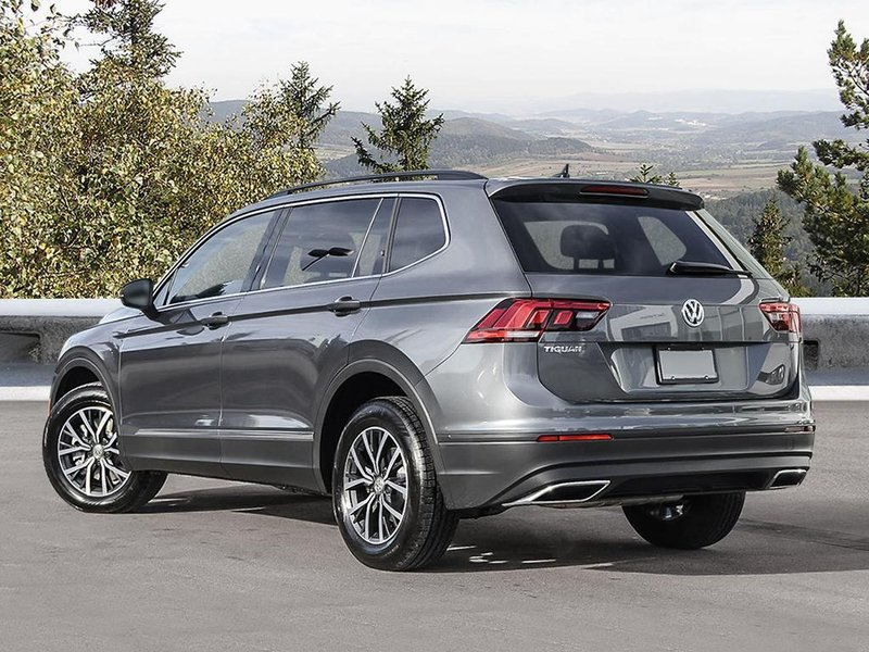 2019 Volkswagen Tiguan for sale in Coquitlam, British Columbia