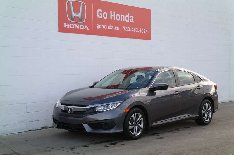 2016 Honda Civic Sedan for sale in Edmonton, Alberta