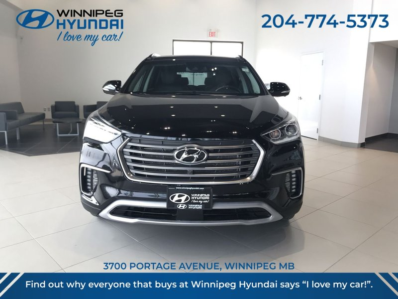 2017 Hyundai Santa Fe XL for sale in Winnipeg, Manitoba