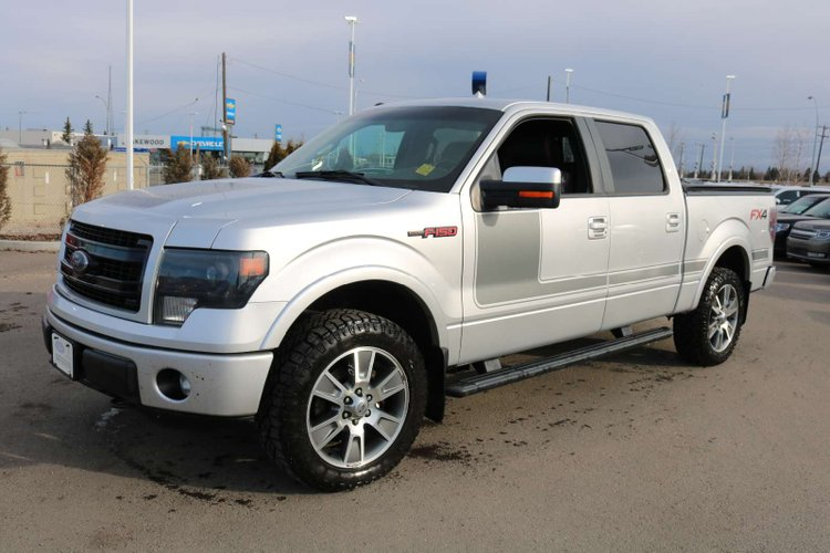1a7342bdff 2013 Ford F-150 FX4 for sale in Edmonton