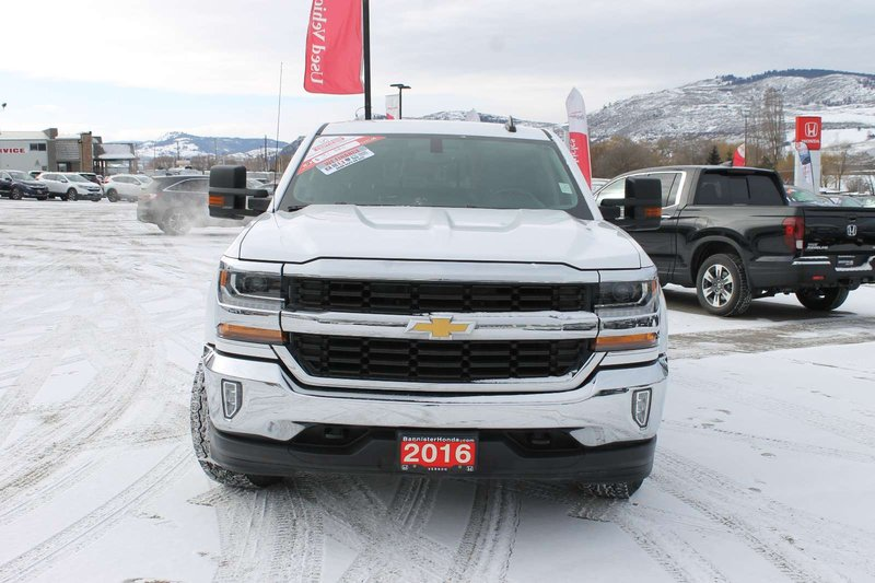 2016 Chevrolet Silverado 1500 for sale in Vernon, British Columbia