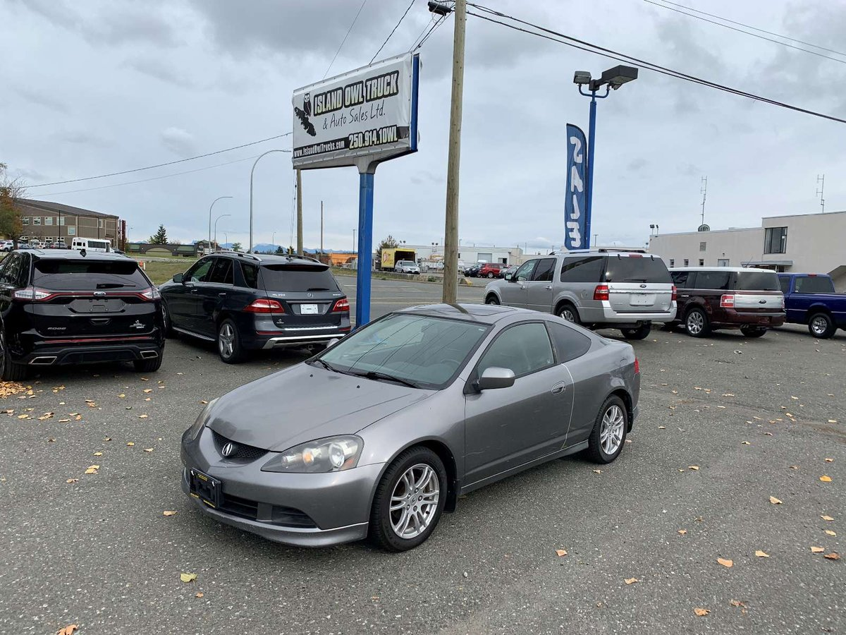 Acura RSX For Sale In Campbell River - Acura rsx for sale