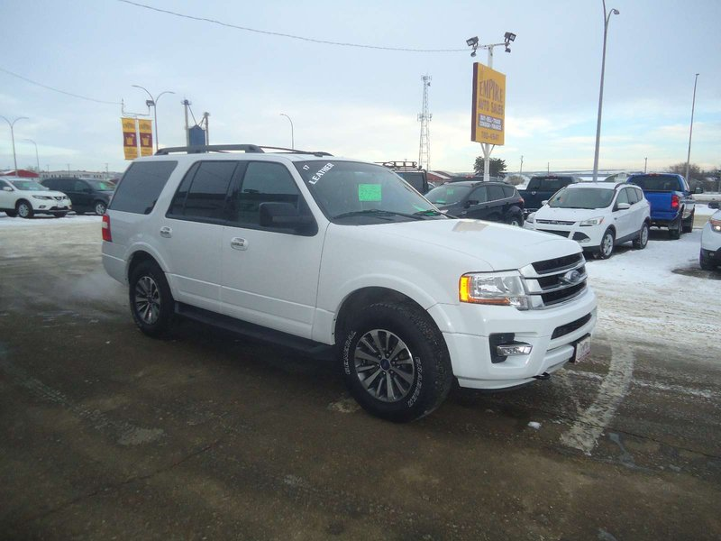 2017 Ford Expedition for sale in Lacombe, Alberta