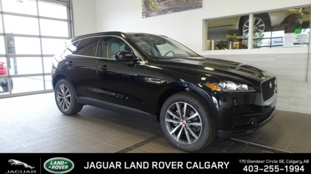 2019 Jaguar F Pace For Sale In Calgary
