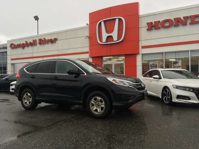 2015 Honda CR-V for sale in Campbell River, British Columbia