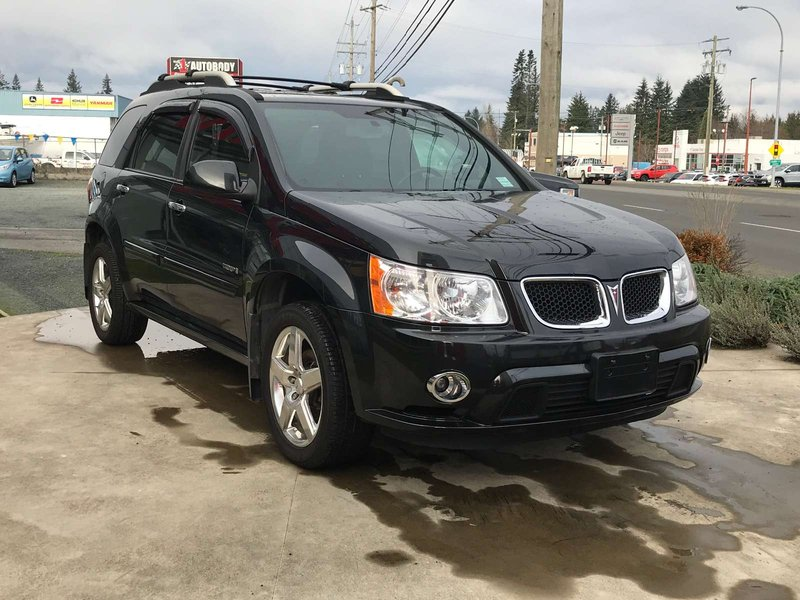 2009 Pontiac Torrent for sale in Campbell River, British Columbia