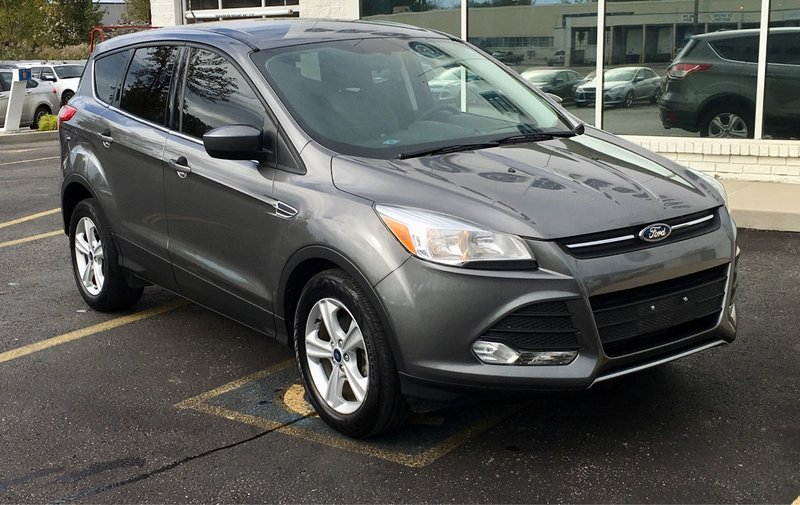 2014 Ford Escape for sale in Wallaceburg, Ontario