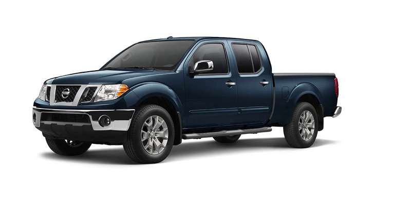 2019 Nissan Frontier for sale in Kelowna, British Columbia