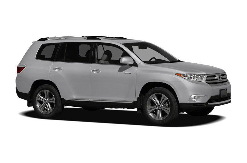 2012 Toyota Highlander for sale in Edmonton, Alberta