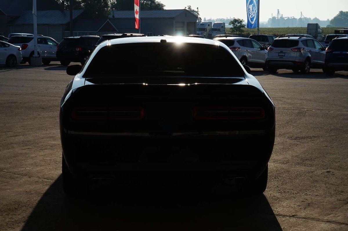 2016 Dodge Challenger for sale in Listowel, Ontario