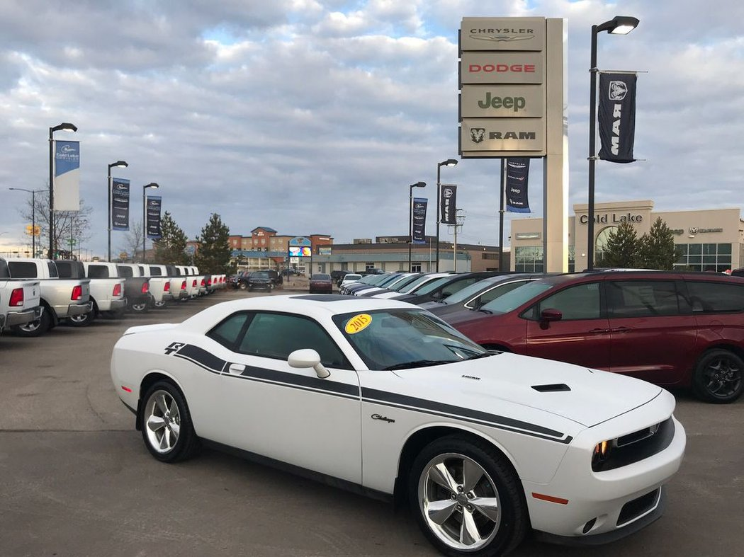 Cold Lake Dodge >> 2015 Dodge Challenger For Sale In Cold Lake