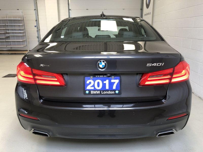 2017 BMW 5 Series for sale in London, Ontario