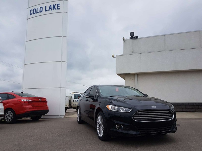 2016 Ford Fusion for sale in Cold Lake, Alberta