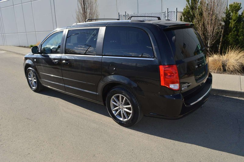 2014 Dodge Grand Caravan for sale in Kamloops, British Columbia