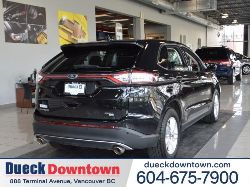 2015 Ford Edge for sale in Vancouver, British Columbia