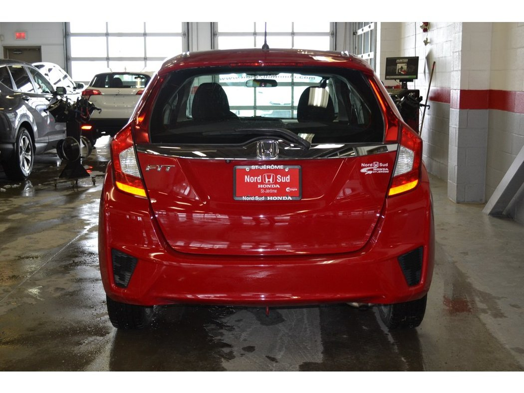 Nord Sud Honda >> 2015 Honda Fit For Sale In Saint Jerome