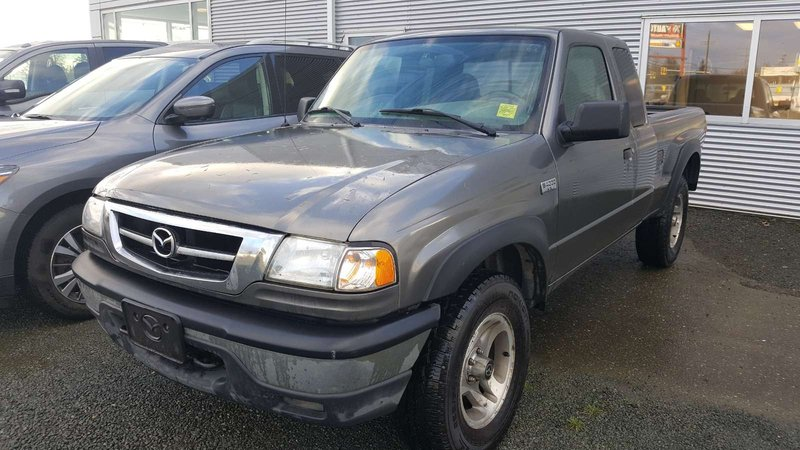 2007 Mazda B-Series Pickup for sale in Campbell River, British Columbia