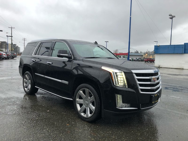 2018 Cadillac Escalade for sale in Campbell River, British Columbia