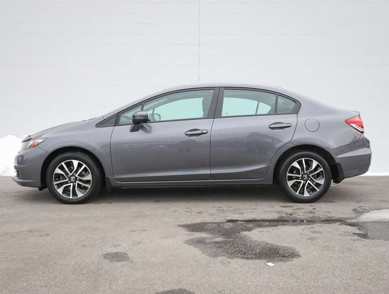 2015 Honda Civic Sedan for sale in Penticton, British Columbia