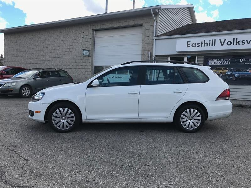 2014 Volkswagen Golf Wagon for sale in Walkerton, Ontario