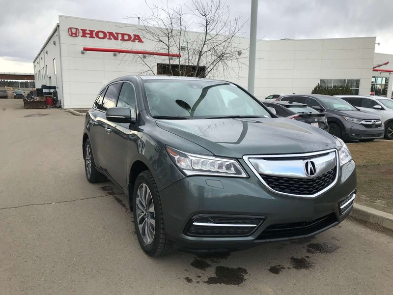 2015 Acura MDX for sale in Red Deer, Alberta