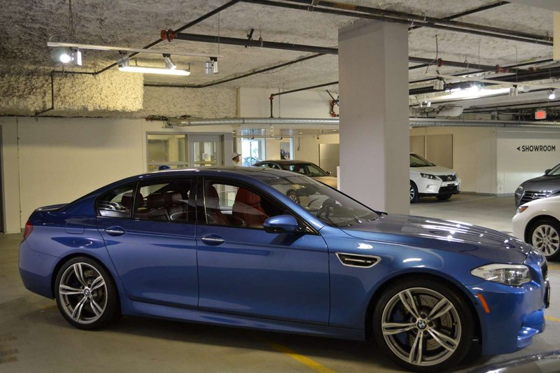 2013 BMW M5 for sale in Vancouver, British Columbia