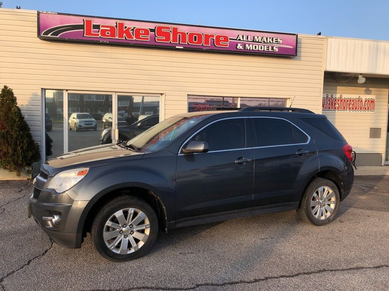 2011 Chevrolet Equinox for sale in Tilbury, Ontario