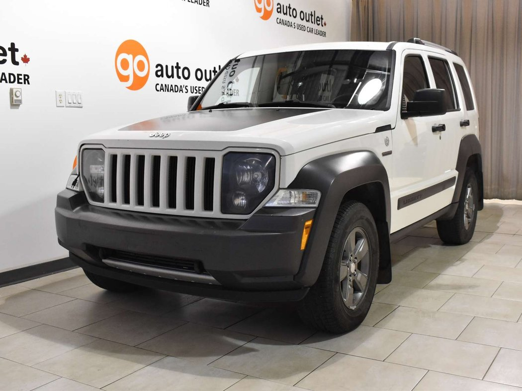2010 jeep liberty for sale in edmonton