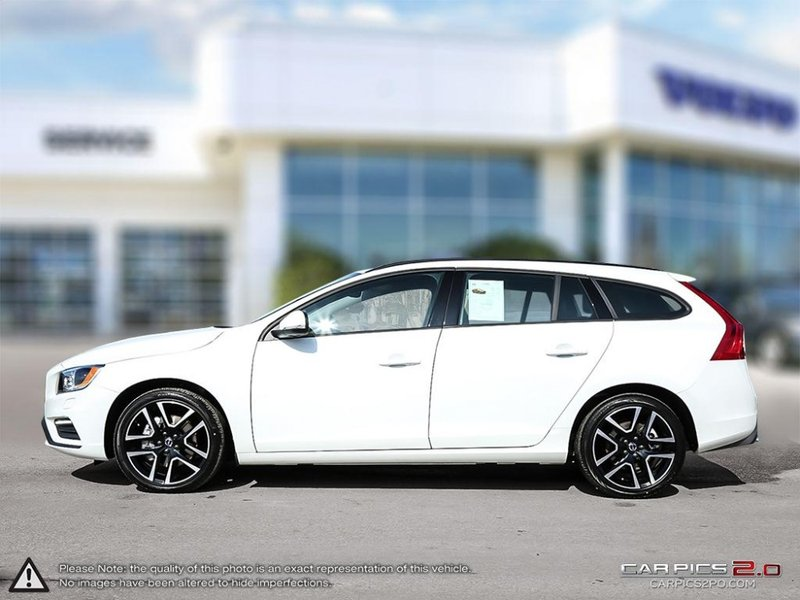 2018 Volvo V60 for sale in Winnipeg, Manitoba