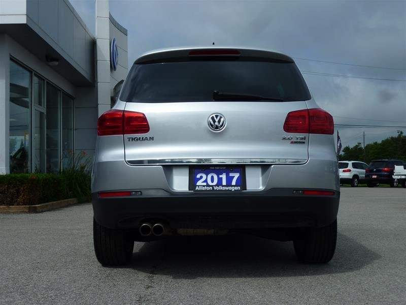 2017 Volkswagen Tiguan for sale in Alliston, Ontario