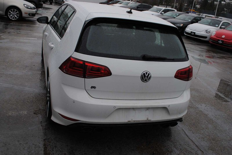 2016 Volkswagen Golf R for sale in Coquitlam, British Columbia