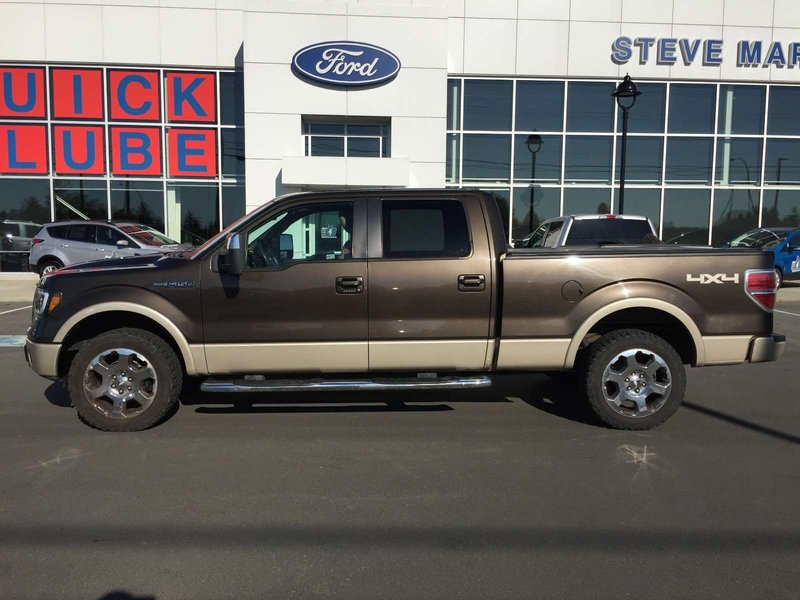 2009 Ford F-150 for sale in Campbell River, British Columbia