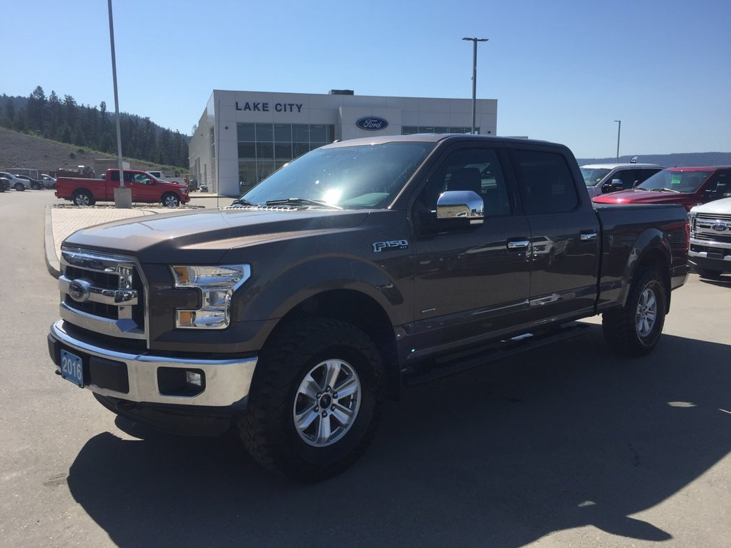 2016 ford f 150 for sale in williams lake british columbia
