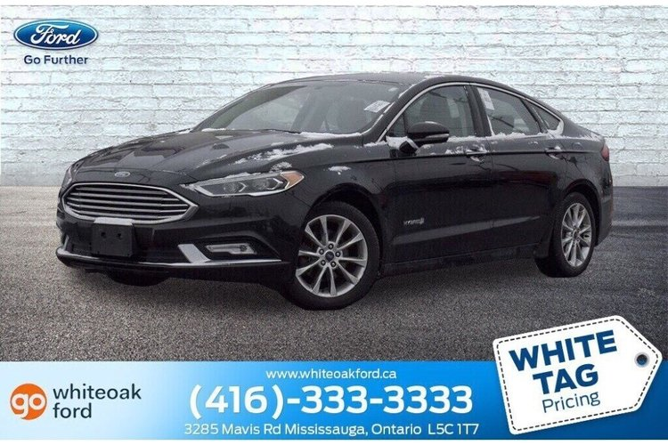 2017 Ford Fusion Se Hybrid For In Mississauga Ontario