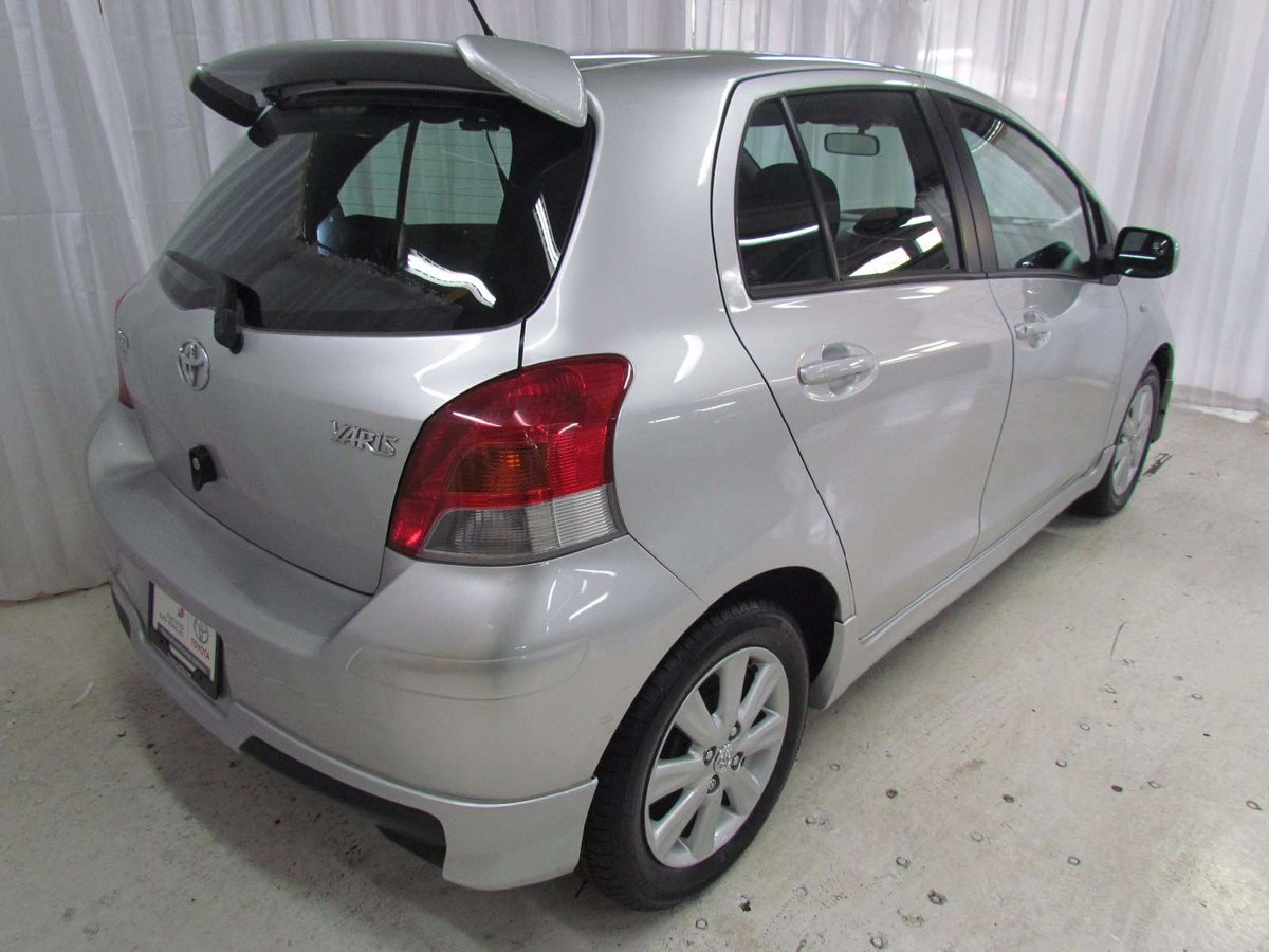 2009 Toyota Yaris for sale in Vancouver, British Columbia