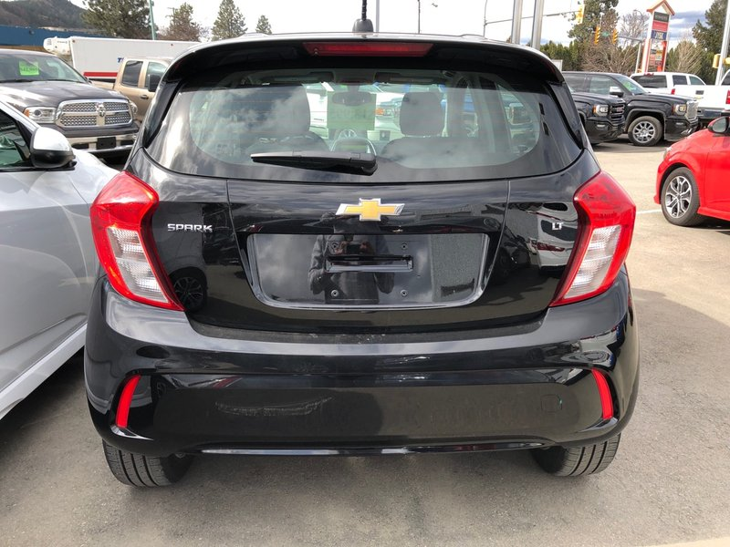 2018 Chevrolet Spark for sale in Kamloops, British Columbia