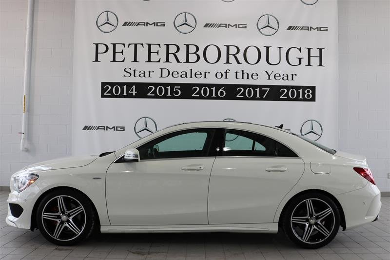 2015 Mercedes-Benz CLA for sale in Peterborough, Ontario