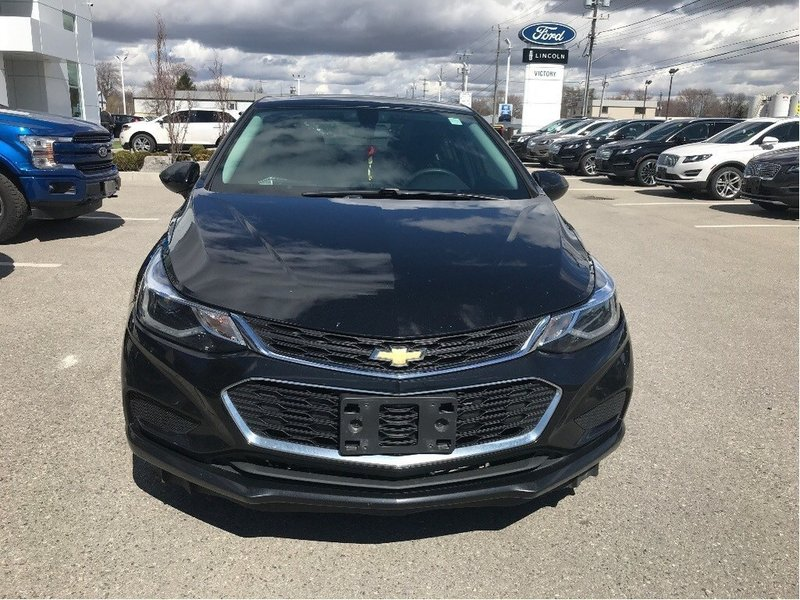 2016 Chevrolet Cruze for sale in Chatham, Ontario