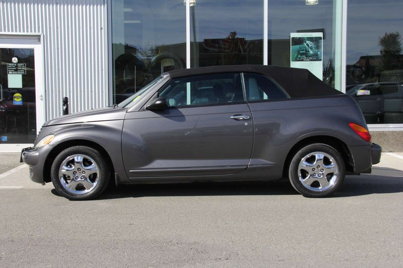 2005 Chrysler PT Cruiser for sale in Kamloops, British Columbia