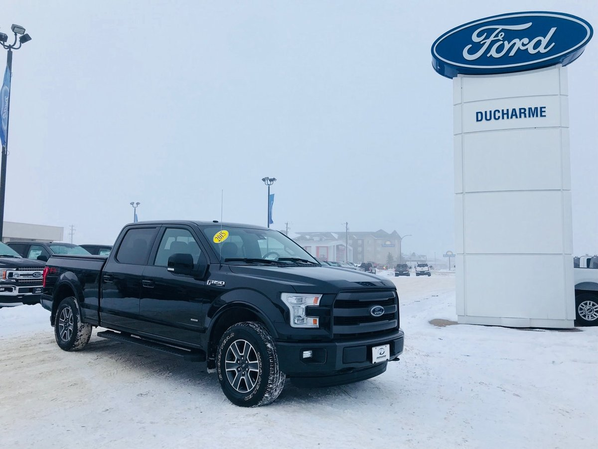2015 Ford F-150 for sale in Bonnyville, Alberta
