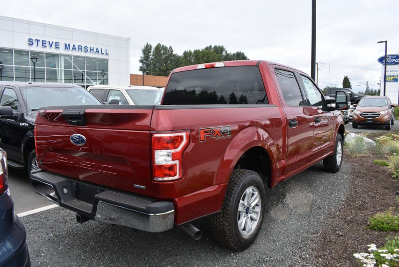 2018 Ford F-150 for sale in Campbell River, British Columbia