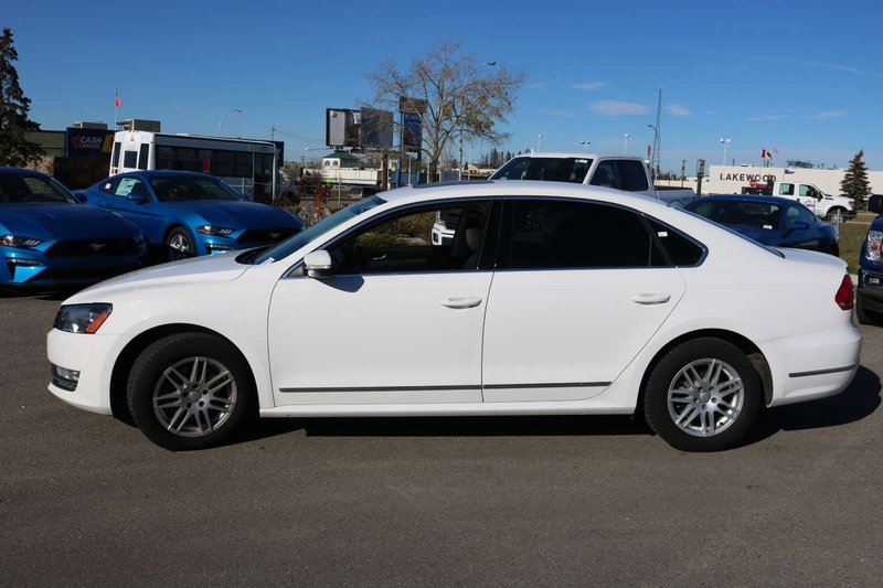 2013 Volkswagen Passat for sale in Edmonton, Alberta