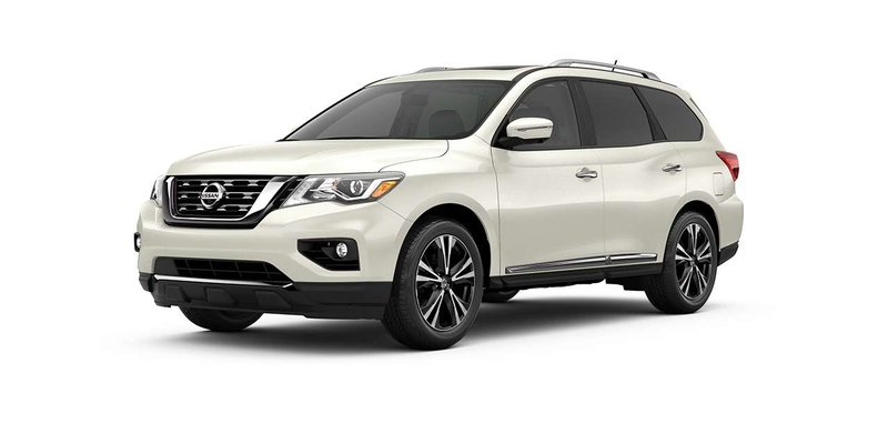 2019 Nissan Pathfinder for sale in Kelowna, British Columbia