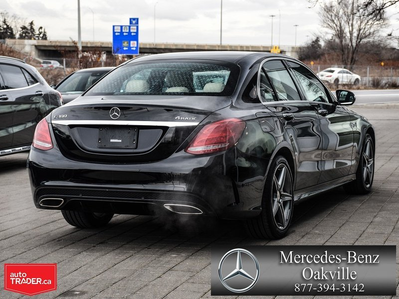 2015 Mercedes-Benz C-Class for sale in Oakville, Ontario
