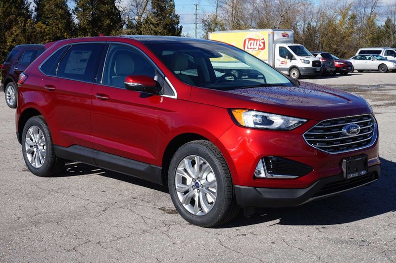 2019 Ford Edge for sale in Listowel, Ontario