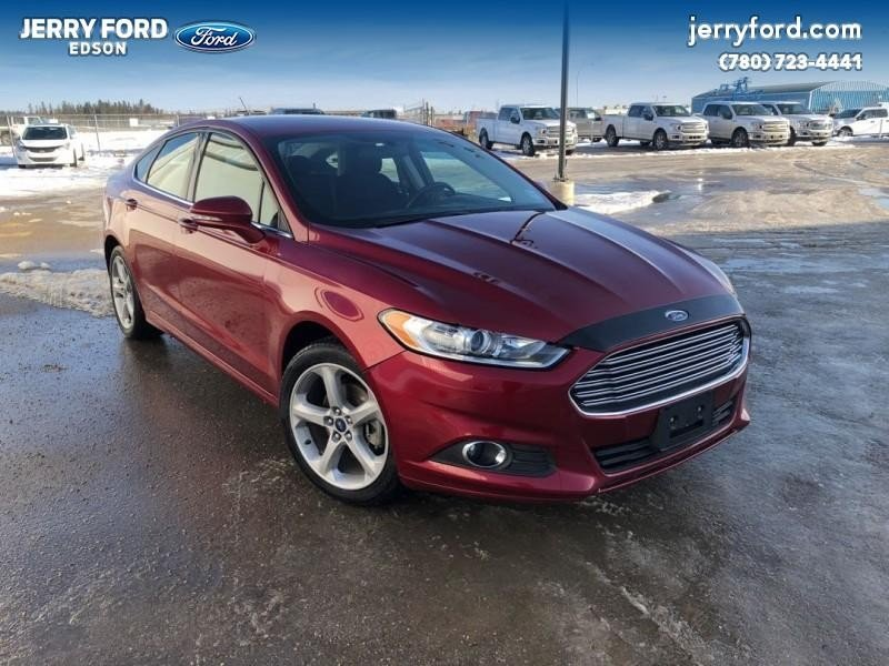 2016 Ford Fusion for sale in Edson, Alberta