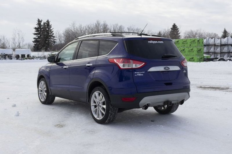2016 Ford Escape for sale in Prince Albert, Saskatchewan