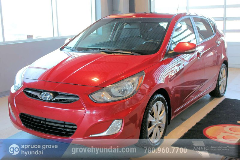 2012 Hyundai Accent for sale in Spruce Grove, Alberta