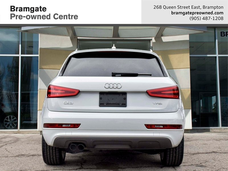 2015 Audi Q3 for sale in Brampton, Ontario