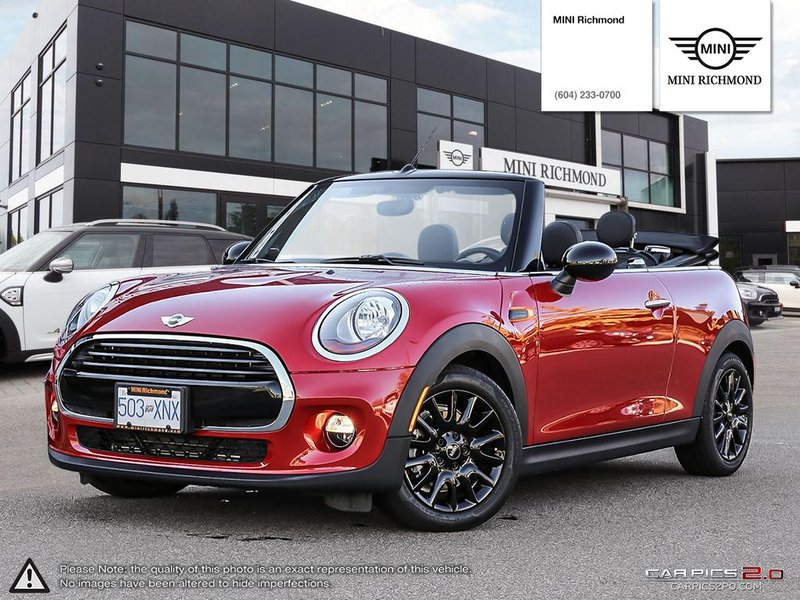 2018 MINI Convertible for sale in Richmond, British Columbia